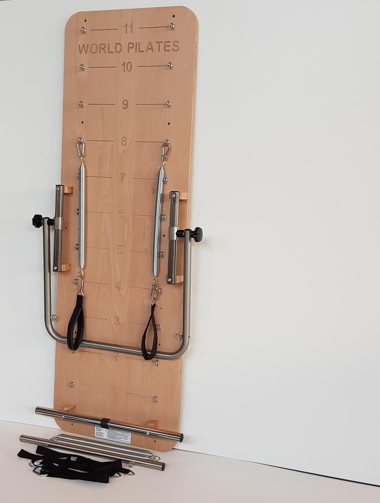 springboard con push through bar