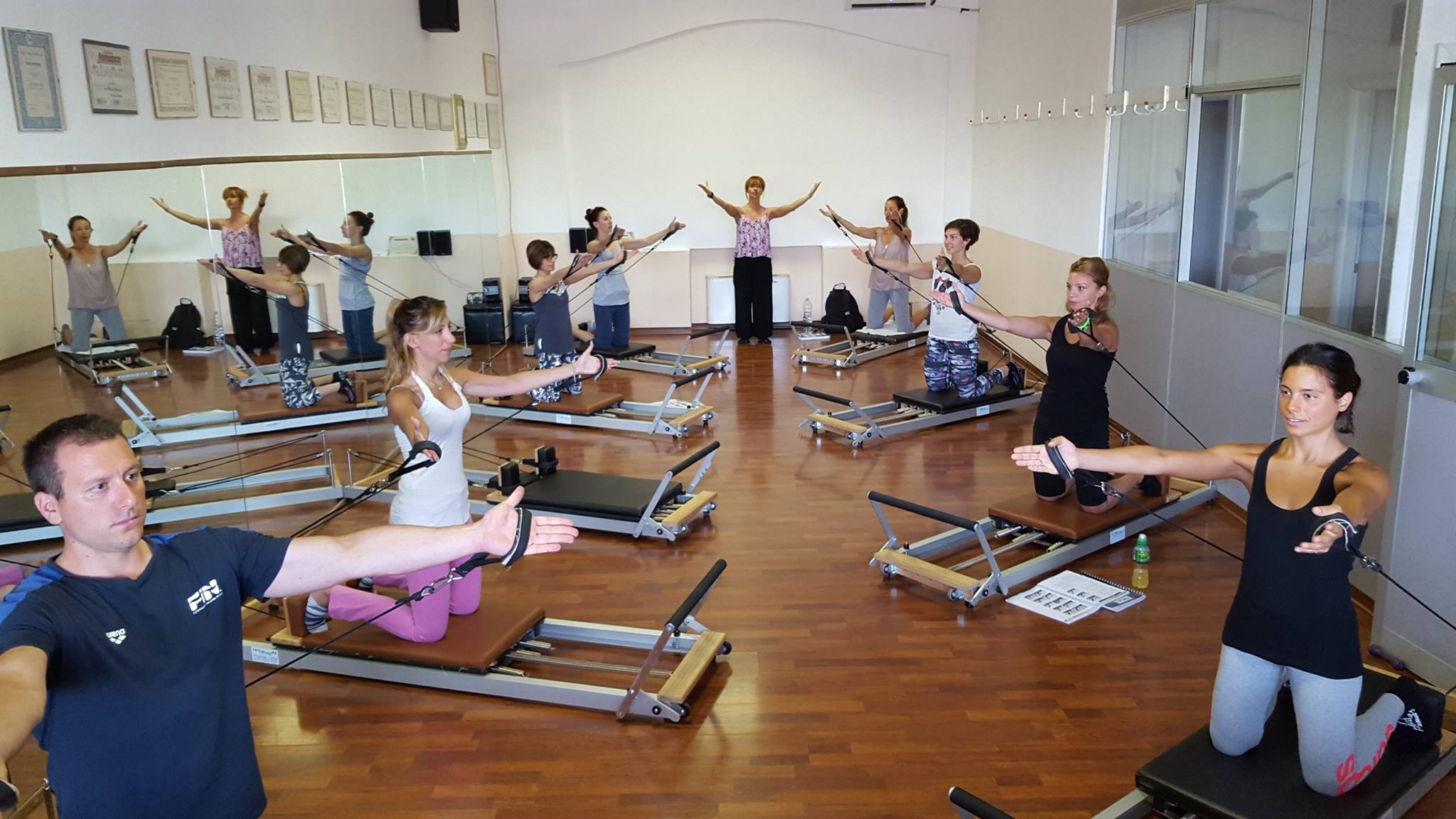 2 Studio Pilates Cassina De' Pecchi