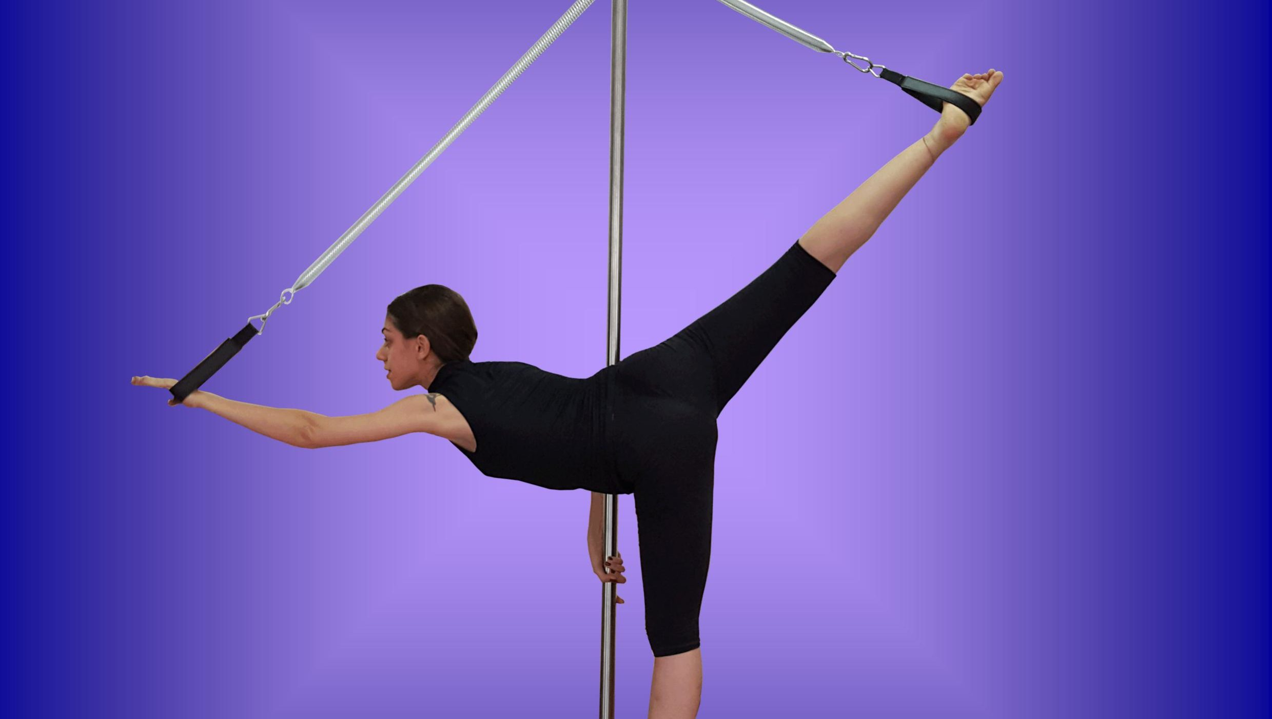 Pilates Pedi Pole