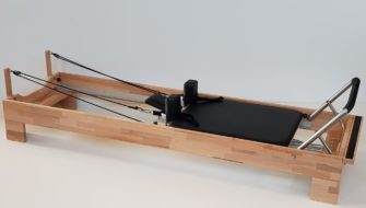 REFORMER TPE TRADITIONAL PILATES EQUIPMENT