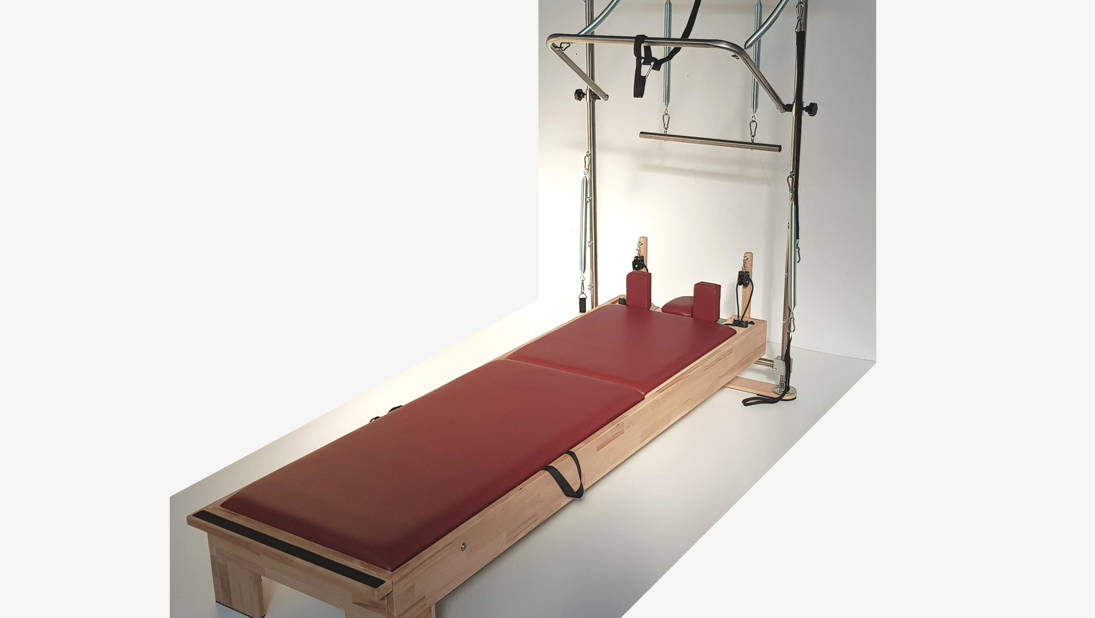 REFORMER TOWER RIBALTABILE A PARETE TPE TRADITIONAL PILATES EQUIPMENT