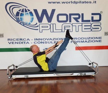Pilates Wallmat